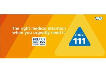 how to call nhs 111 from mobile