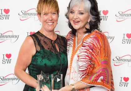Slimming expert Penni strikes gold twice! | The Exeter Daily