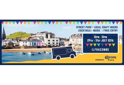Devon Street Food Festival Ilfracombe