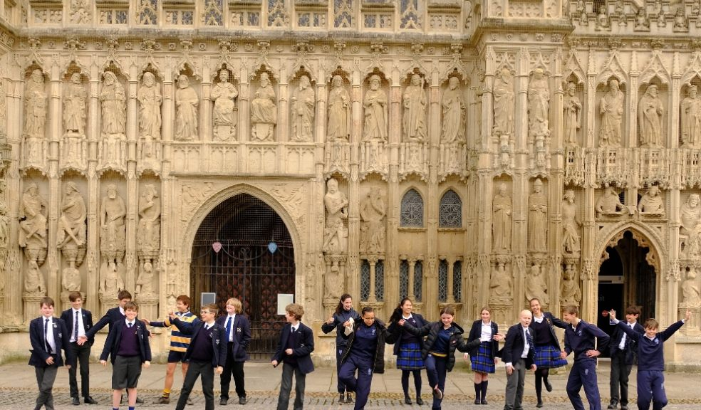 Record-breaking success for Exeter Cathedral School pupils