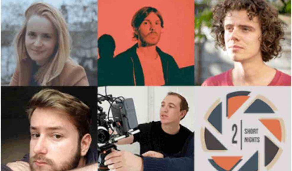 Top row: Louisa Fielden, Tommy Gillard, Joe Auborn Bottom row: Jordan Thomas, Phil Spencer