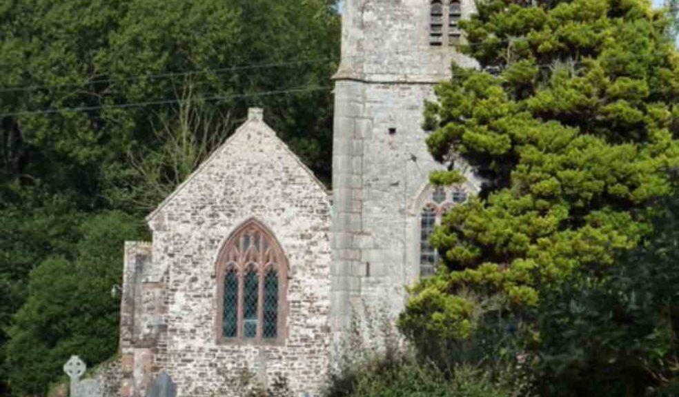 All Saints, Eggesford
