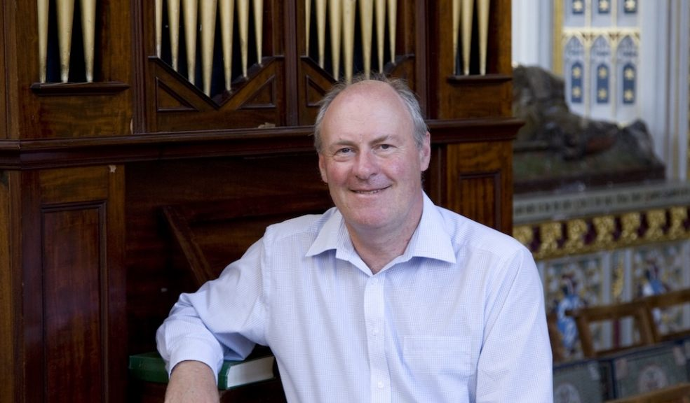 Andrew Millington accompanies Exeter Philharmonic Choir for its summer concert
