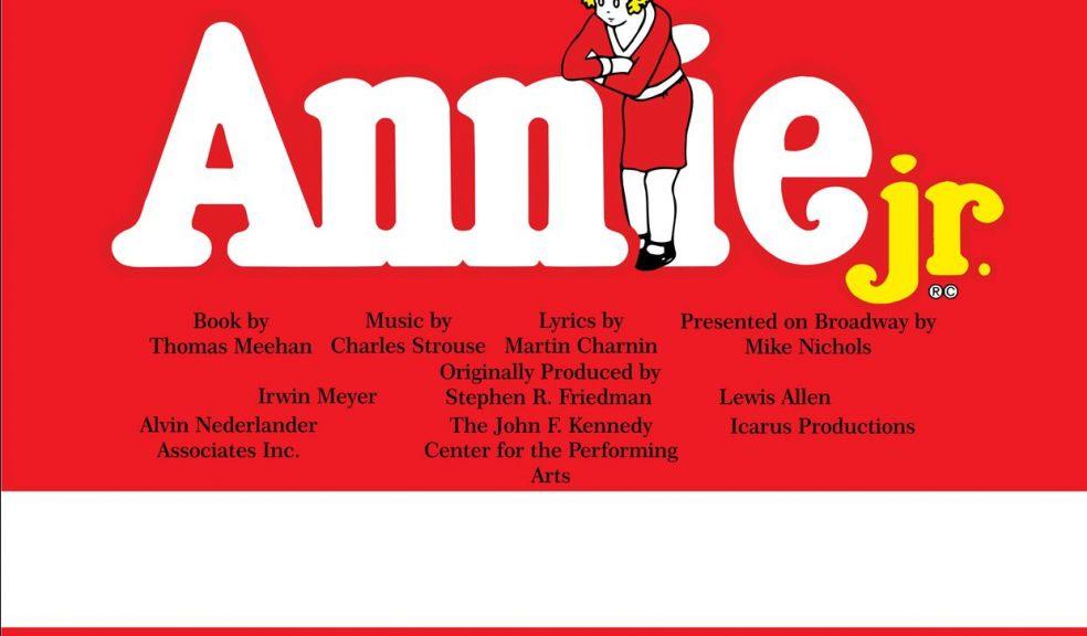 """""""Annie Jr."""""""