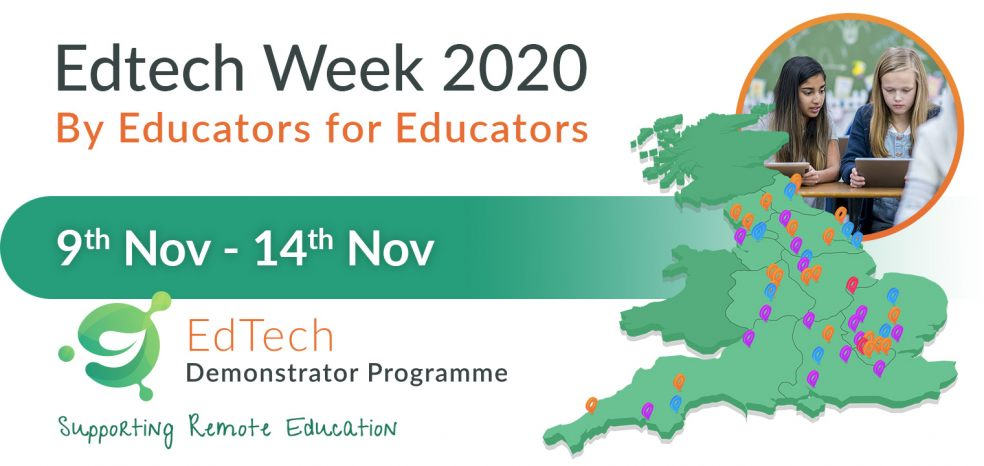 Edtech Week 2020 logo
