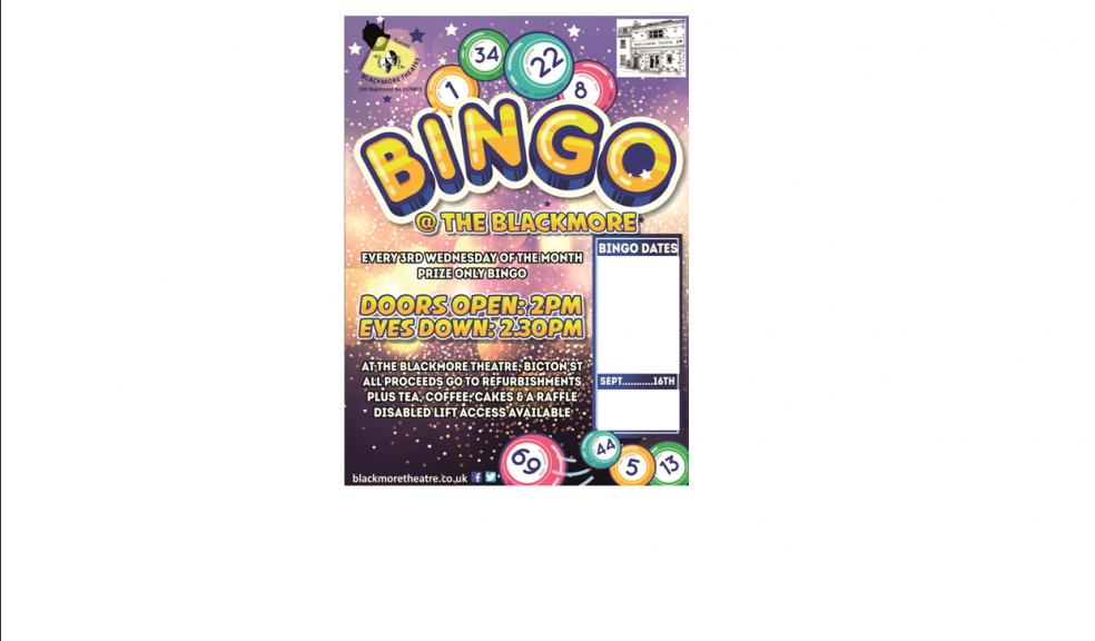 Bingo Sept 2020