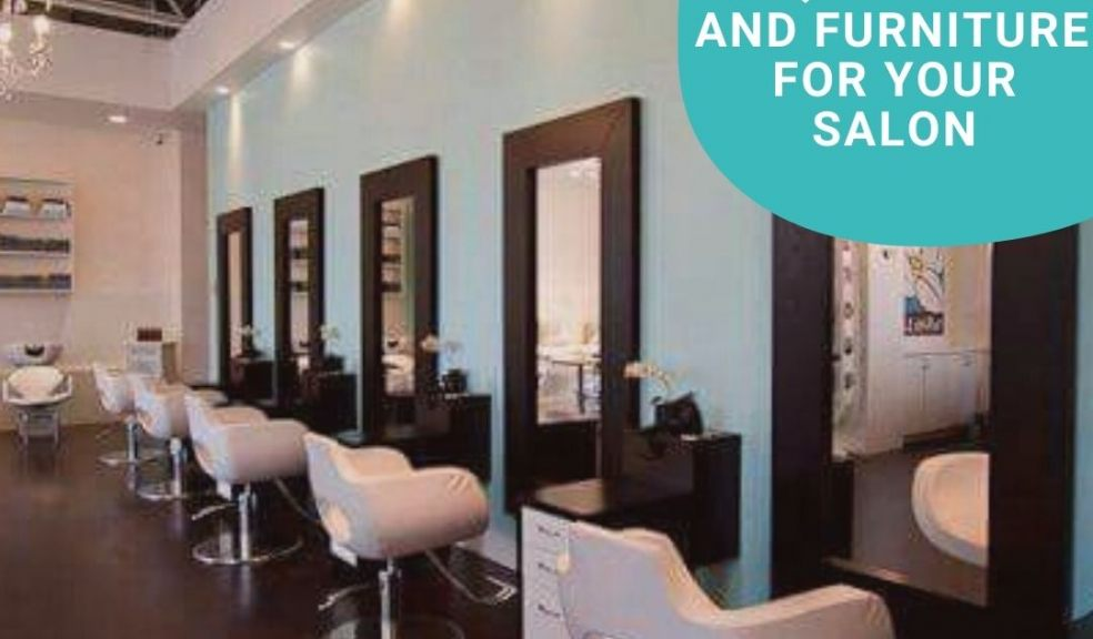 Buy Quality Beauty Salon Equipment and Furniture for Your Salon