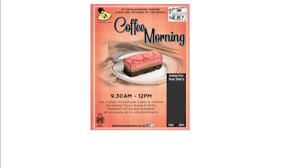 Coffee Morning Dec 2020