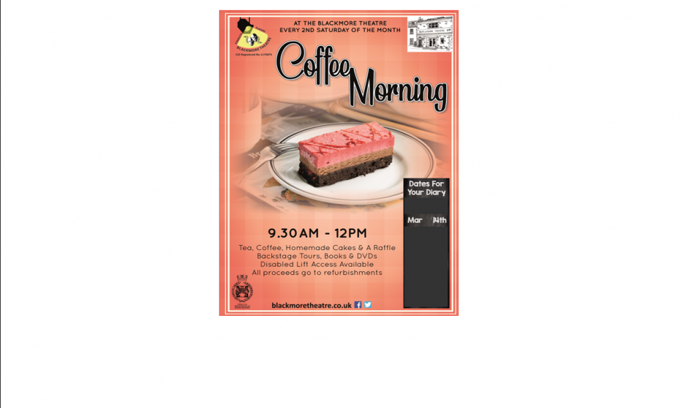 March 2020 Coffee Morning