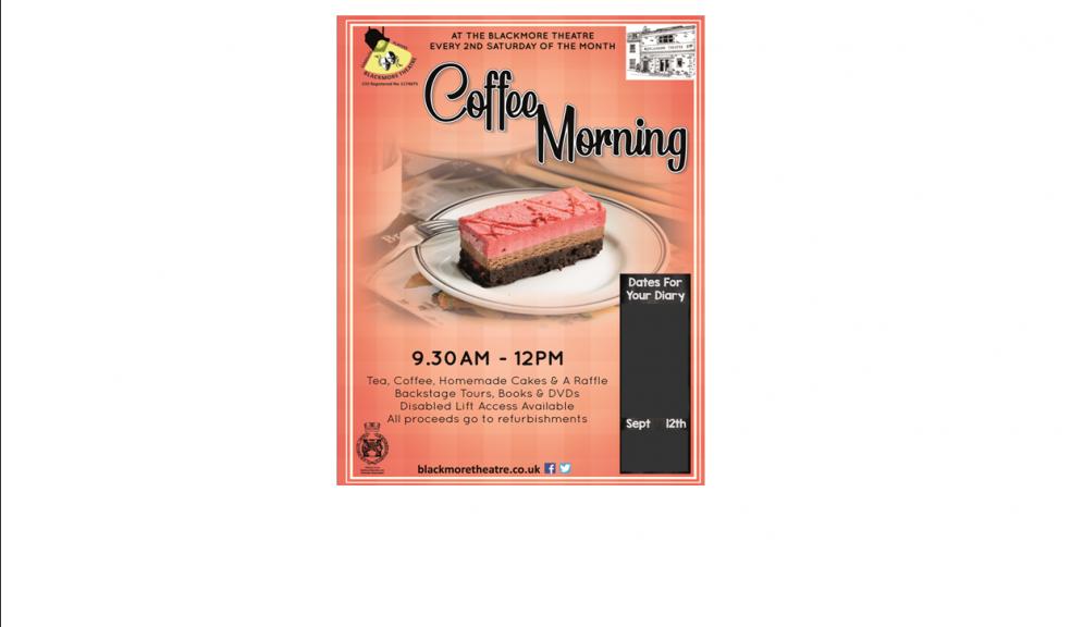 Coffee Morning Sept 2020