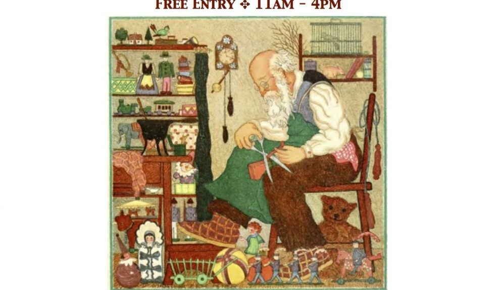 Newtown Christmas Craft Fayre The Exeter Daily