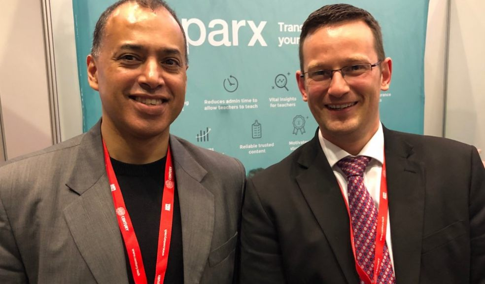 Dan Sandhu & Stephen Farmer of Cranbrook School