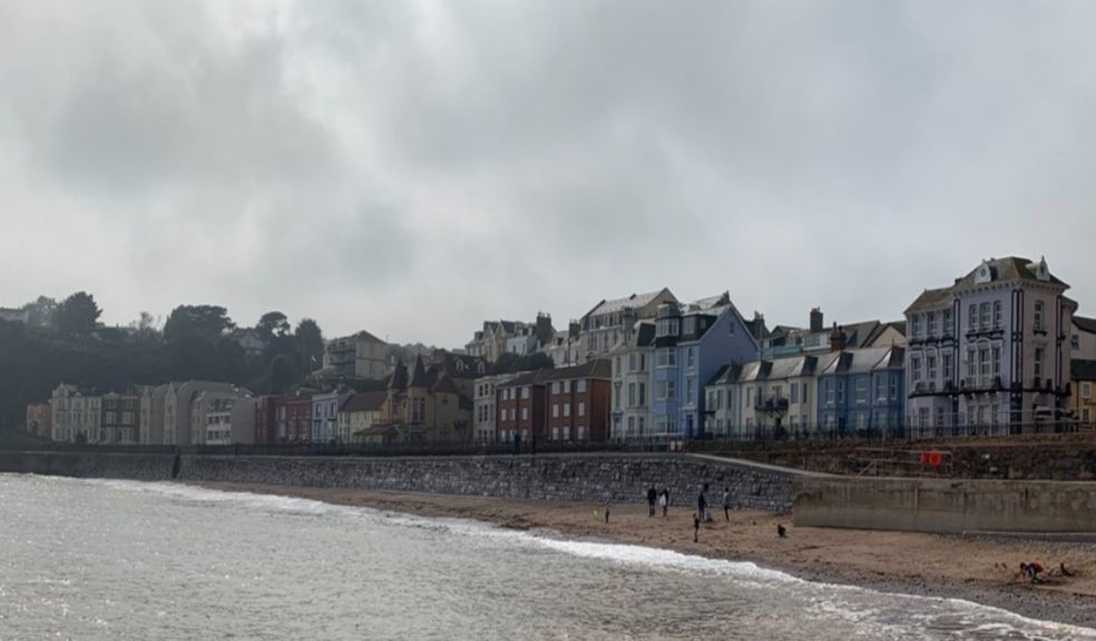 dawlish-sea-wall