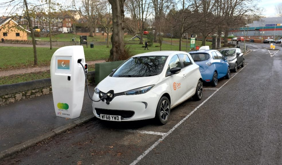 Electric Vehicle, rapid Charge, Exeter