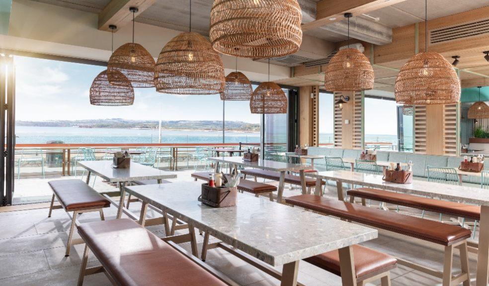Mickeys Beach Bar and Restaurant is now open