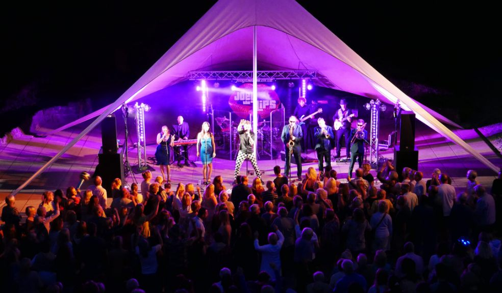 Joey the Lips Live in Concert @ Sheldon Open Air Theatre Wednesday 31st July 2019