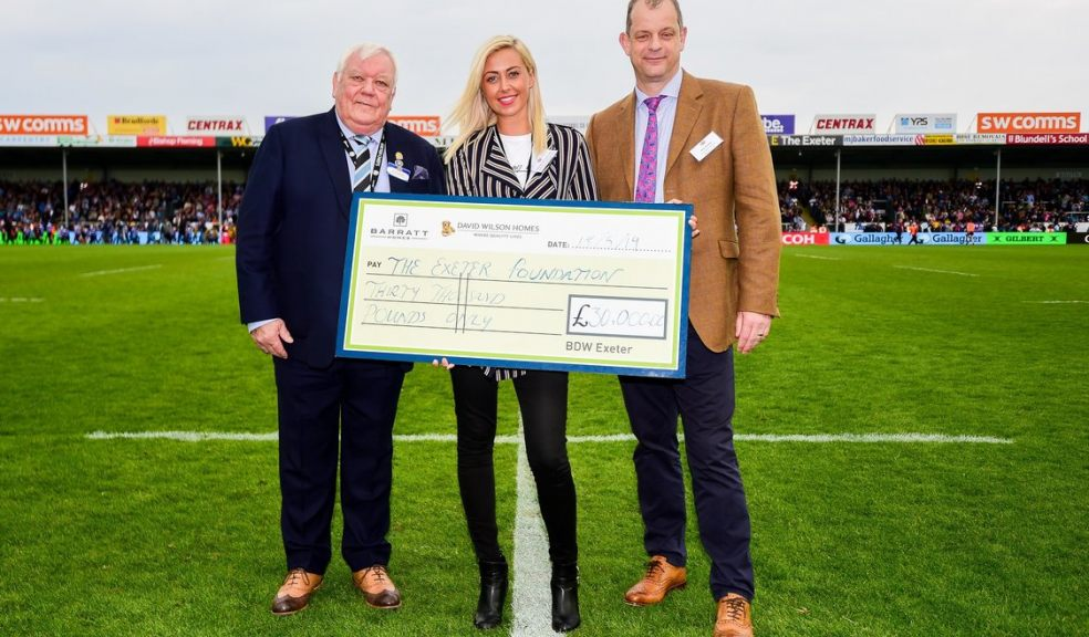 Exeter Foundation fundraising