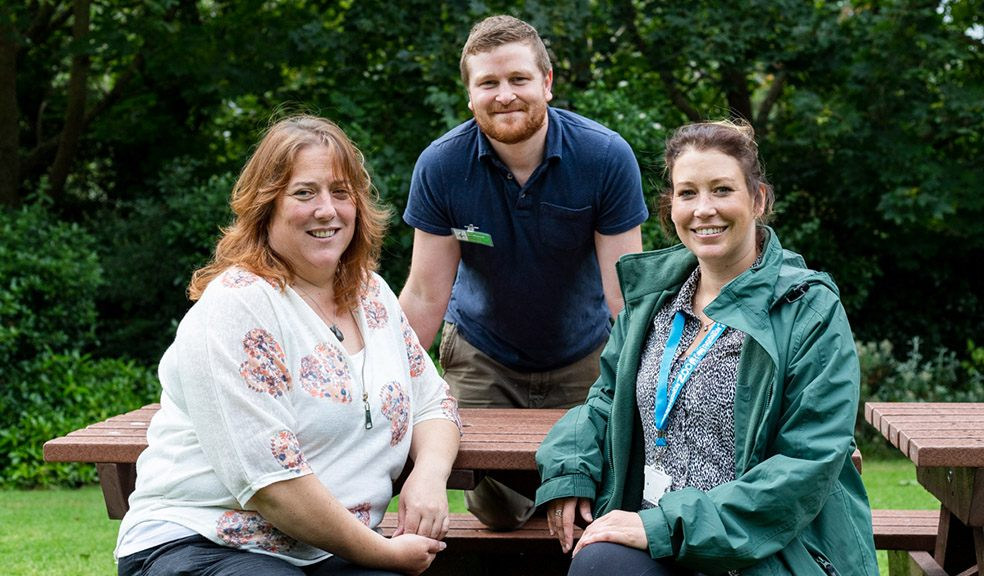 Experts join conservation charity