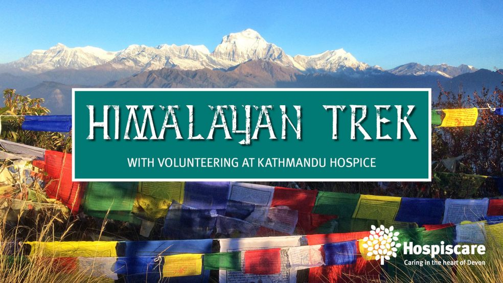 Himalayan Trek with volunteering at Kathmandu Hospice