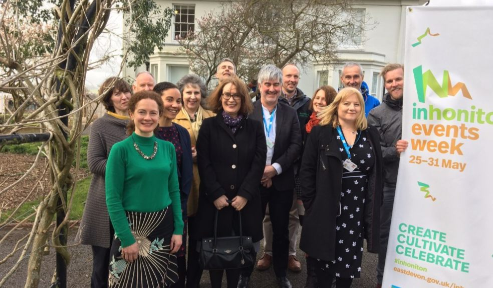 Honiton Events Week launch