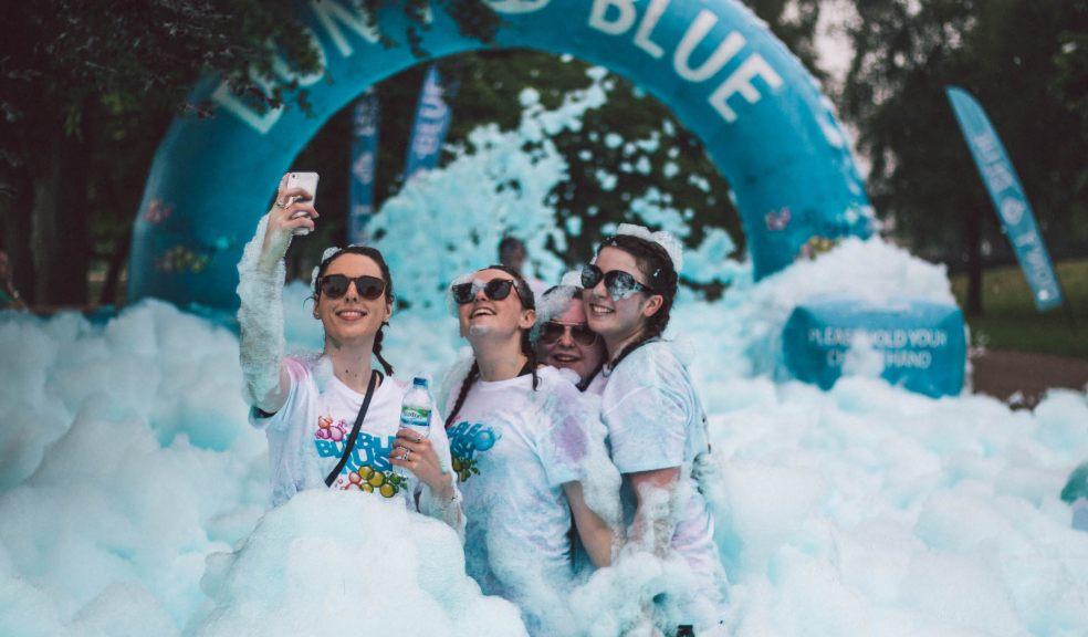 A photograph of Bubble Rush