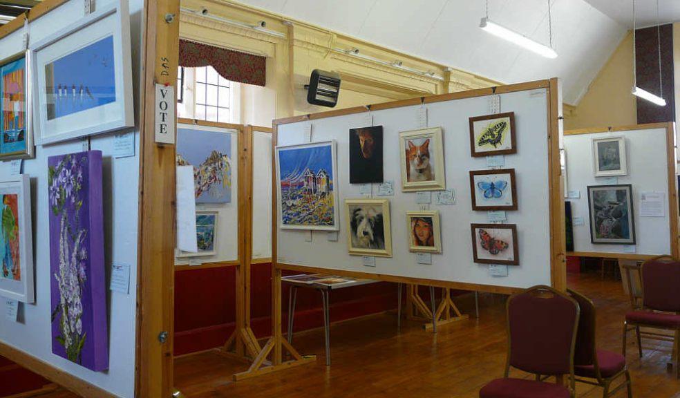Devon Art Society at St.Anne´s Babbacombe