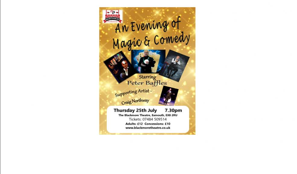 Magic & Comedy