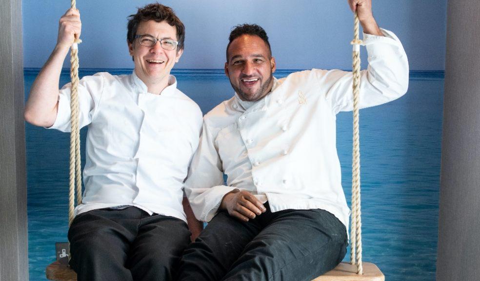 Sylvain Peltier and Michael Caines Launch Café Patisserie Glacerie Franchise