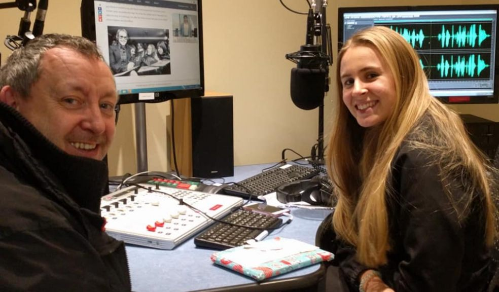 Exeter Chiefs Foundation support Hospital Radio Exeter