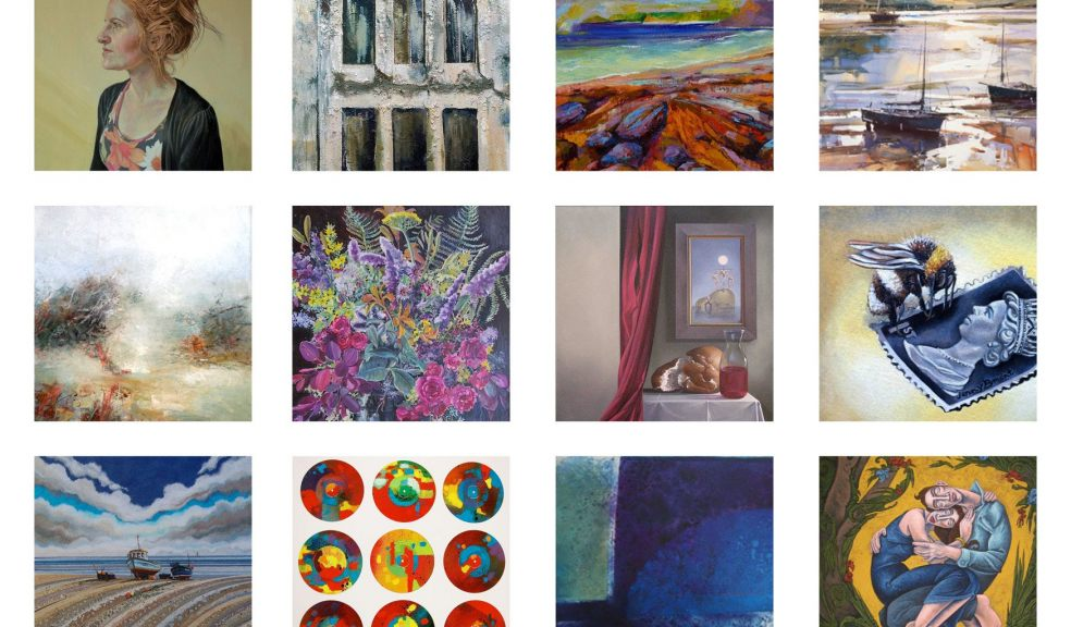 The South West Academy Of Fine And Applied Art S Annual Exhibition The Exeter Daily