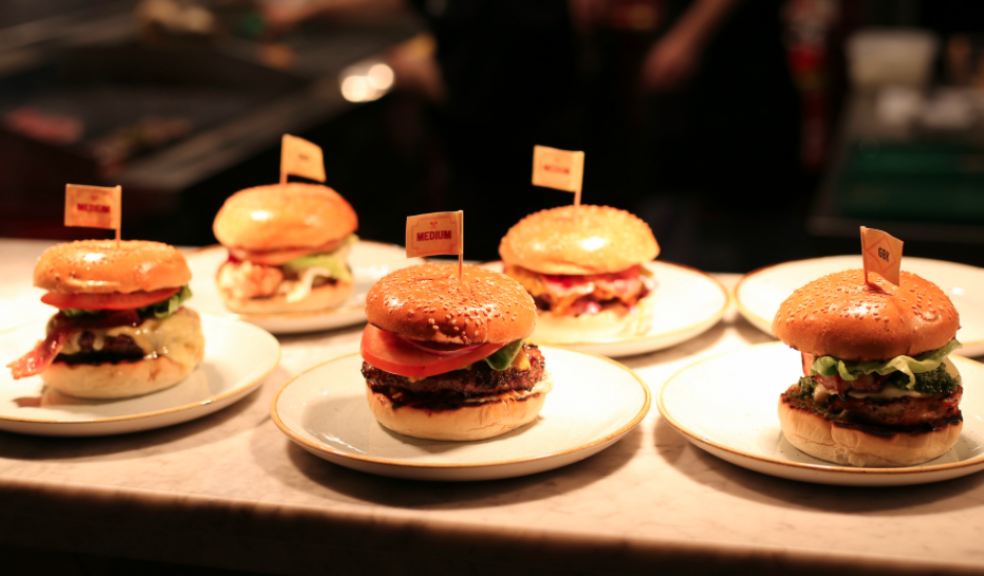Gbk Marks Exeter Opening With Big Burger Giveaway The Exeter Daily