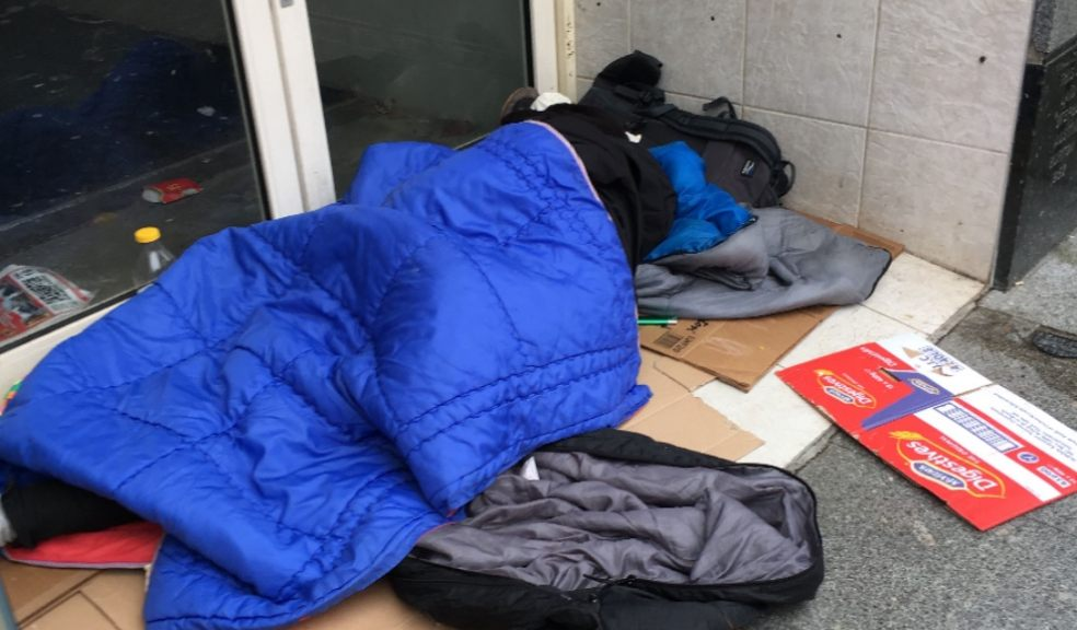 Homeless, Exeter