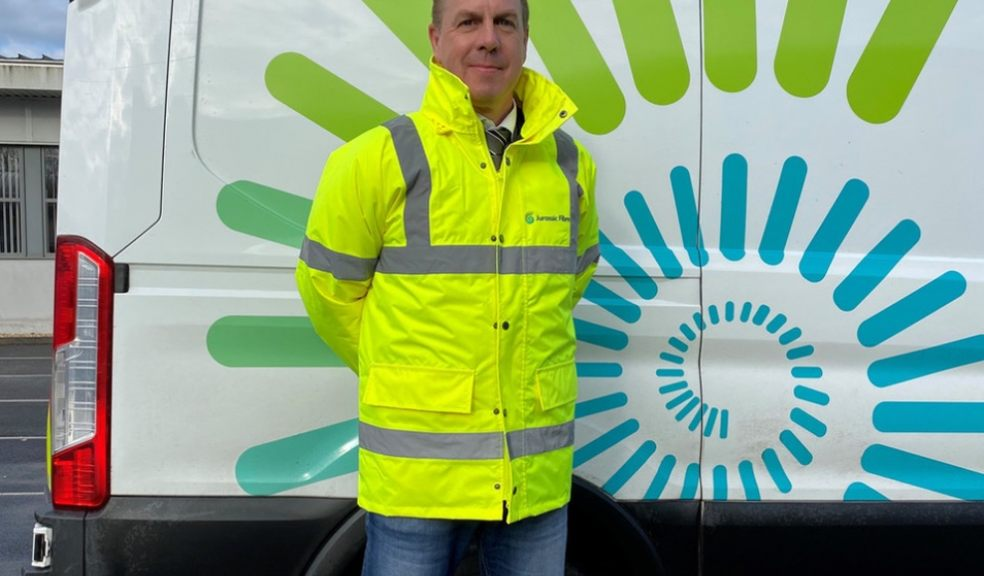 Jurassic Fibre appoints Steve Garrood as Chief Commercial Officer