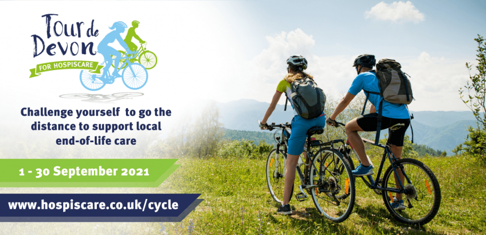 Get on your bike for local charity, Hospiscare!