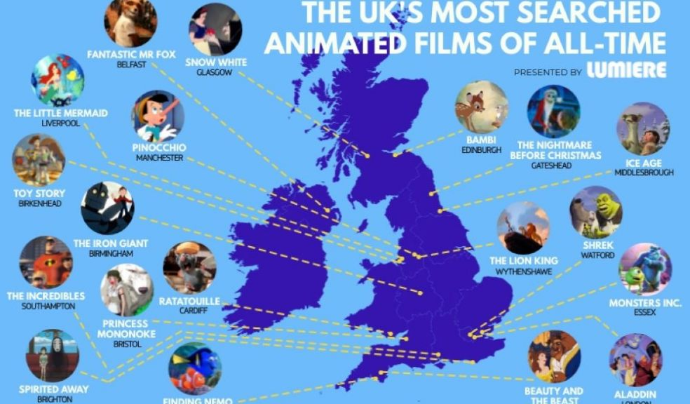 Lumiere Presents: The UK's Most Searched Films of All-Time