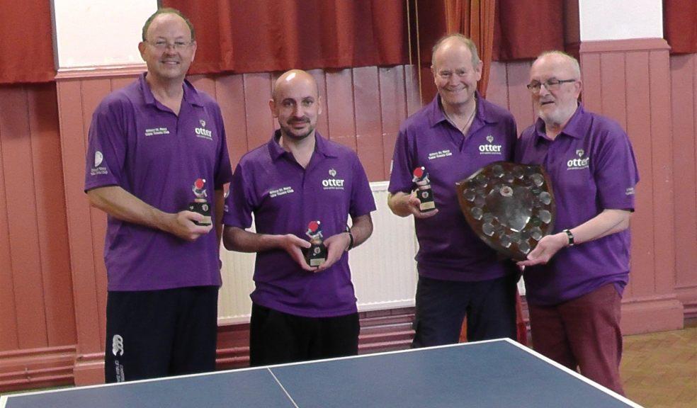 Table tennis club team B
