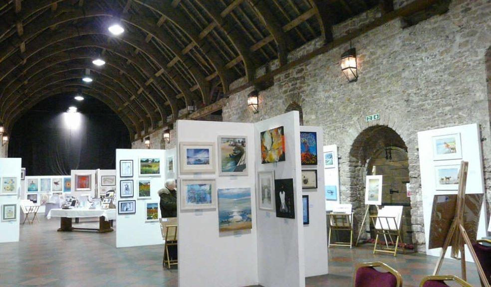 Exhibition photo Lynn Drake