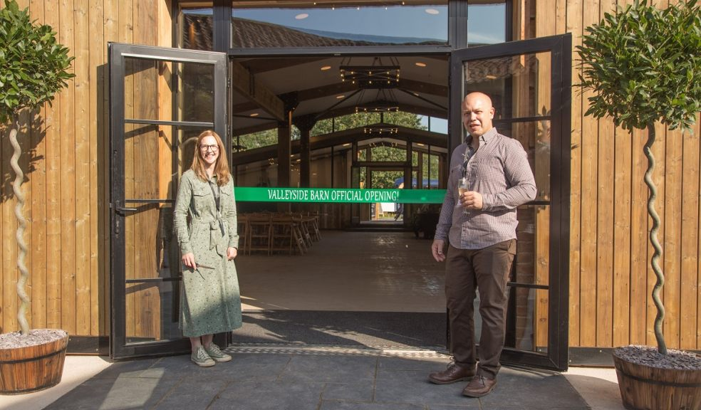 Valleyside Barn Official Opening