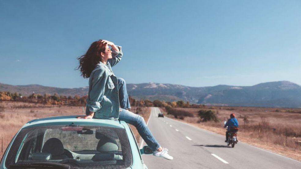 Women Solo Traveller