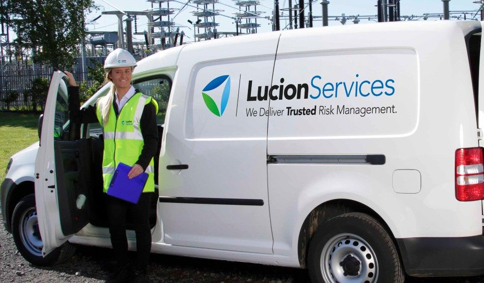 Lucion Services rolls-out Chudleigh-based Lightfoot's in-vehicle driver efficiency technology and r