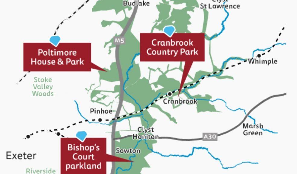 Green light for East Devon's ambitious Clyst Valley Regional Park plans