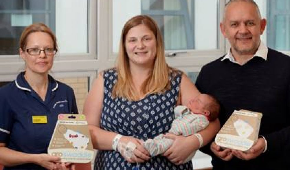 Gro donate swaddles to Exeter hospital | The Exeter Daily