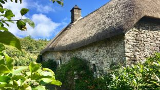 Time travel to medieval Dartmoor during Heritage Open Days 2019. Photo: Dartmoor National Park authority