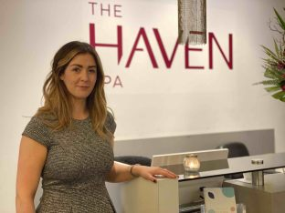 Zoe Davies, Director – The Haven Spa, Exeter