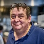 Paul Berry, Co-owner of Spelt, which is offering 'lunch for a fiver' throughout August.