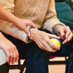 Jobseekers learn about care work at drop-in 'Chat to a Carer' events.