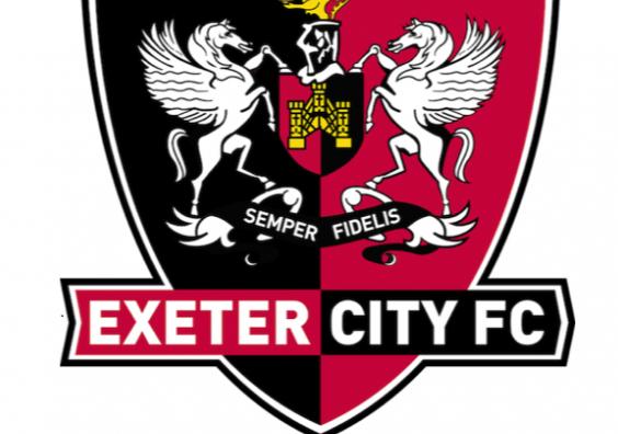 Exeter City Crest