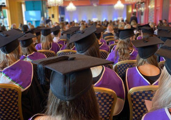 South Devon College Graduation