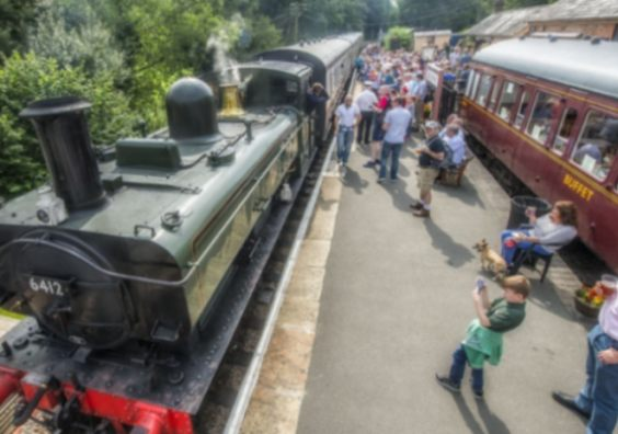 Celebrate South Devon's super-six Easter events this April including South Devon Railway's 50th anniversary gala