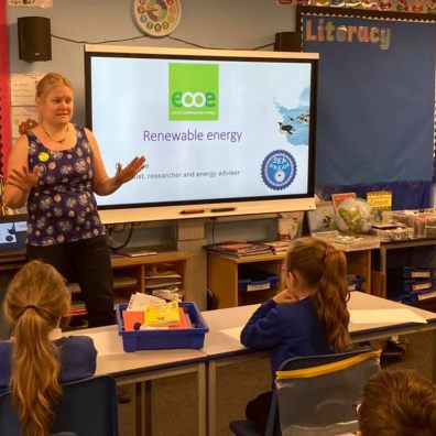 Seadream Education used funding from ECOE to run three classes across two Exeter schools over the pa